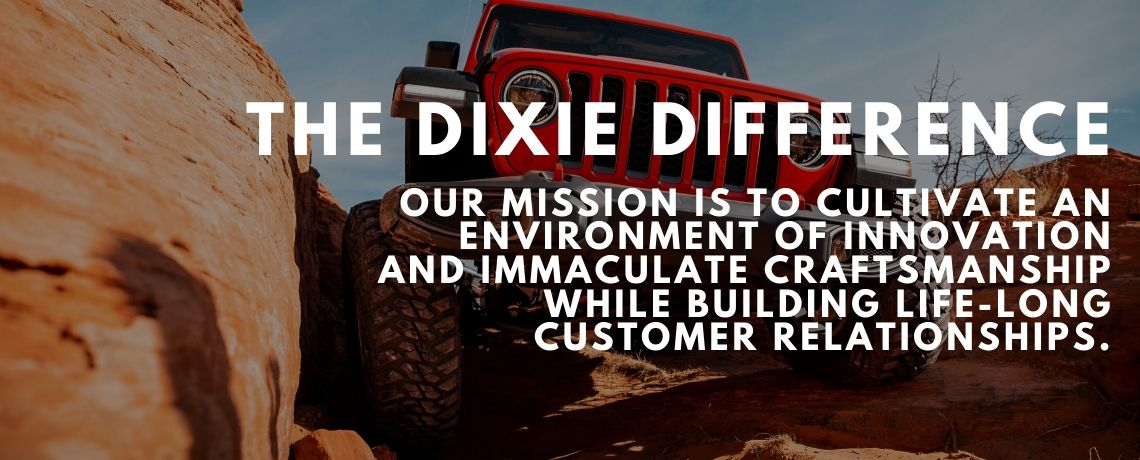 The Dixie Difference